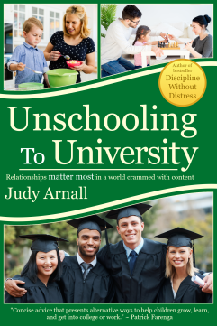 Unschooling To University Final Cover
